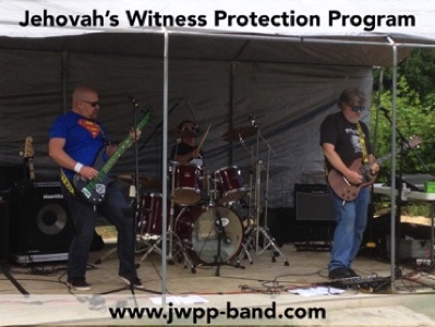 Jehovah's Witness Protection Program playing